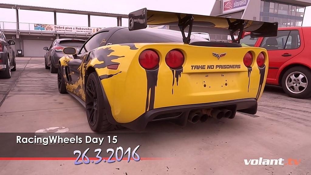 RacingWheels Day 15 Slovakiaring