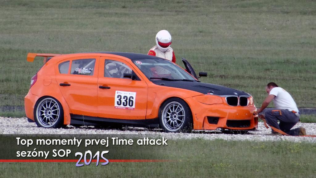 Time attack 2015 Slovenský okruhový pohár