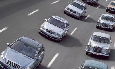 Mercedes-Benz triedy S