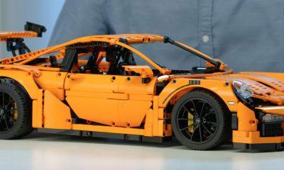 Lego Porsche 911 GT3 RS