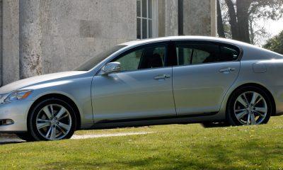 Lexus GS 450h (GWS191)