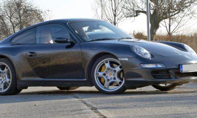 Porsche 911 Carrera 4S 997