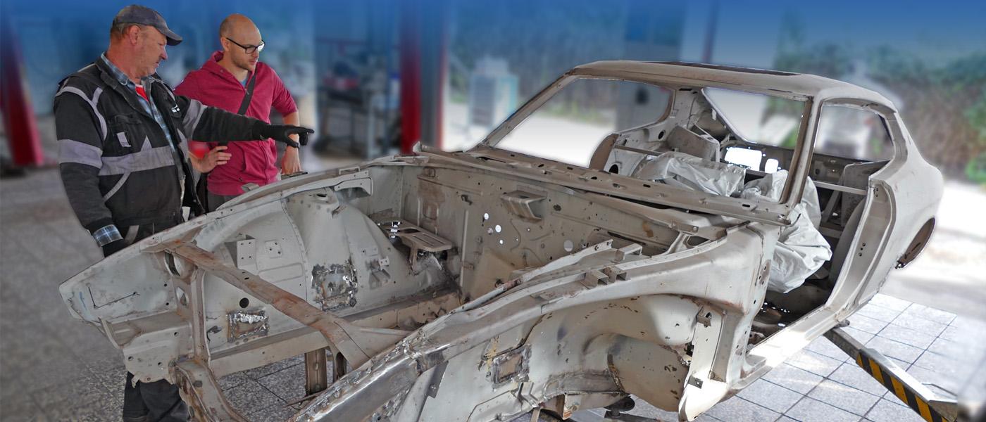 Projekt Datsun 280z