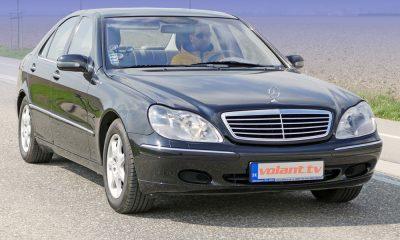 Mercedes-Benz S430 w220