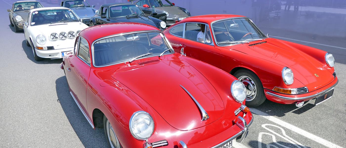 Porsche legendy