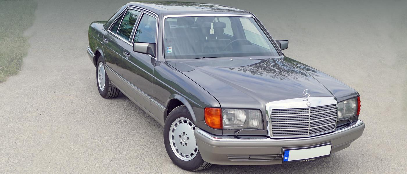 Mercedes-Benz 500 SE W126