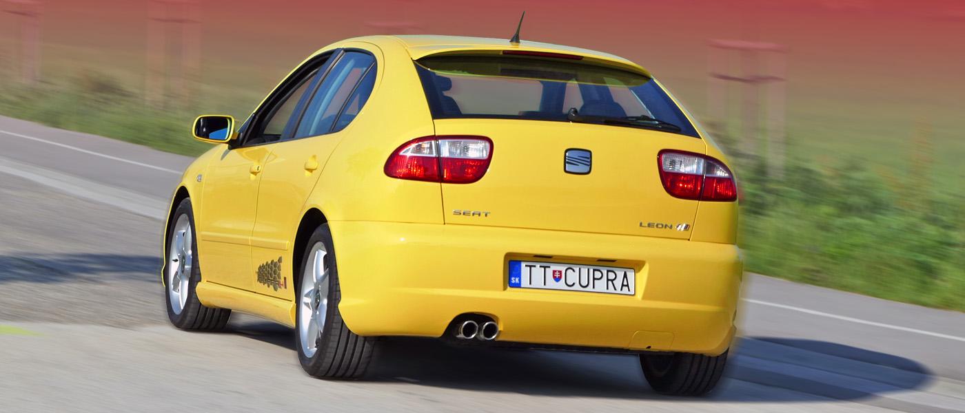 Seat Leon Cupra 4 V6