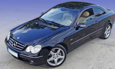 Mercedes-Benz CLK 500 w209