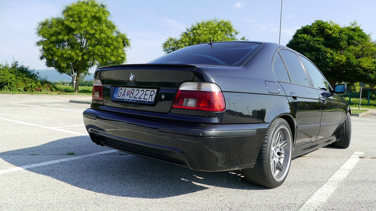 BMW 530d E39 M Packet