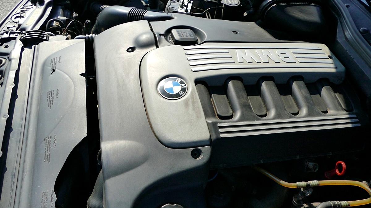 Motor BMW 530d E39