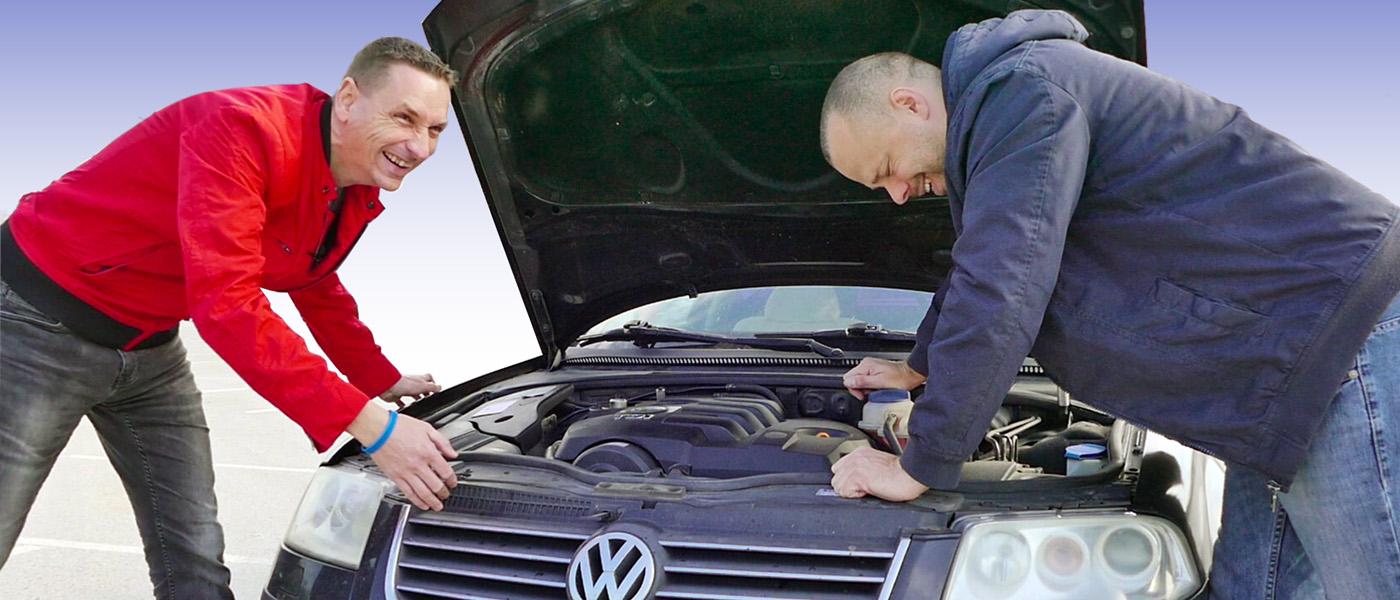 automobilový Silvestrovský špeciál