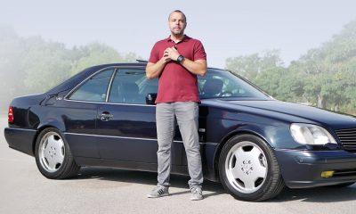 Mercedes-Benz CL 600 C140