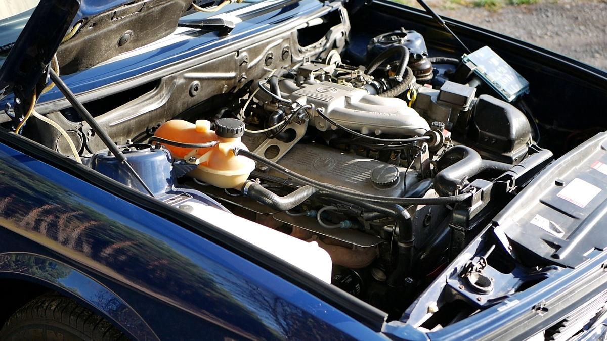 Motor 2,0 BMW 5 E28