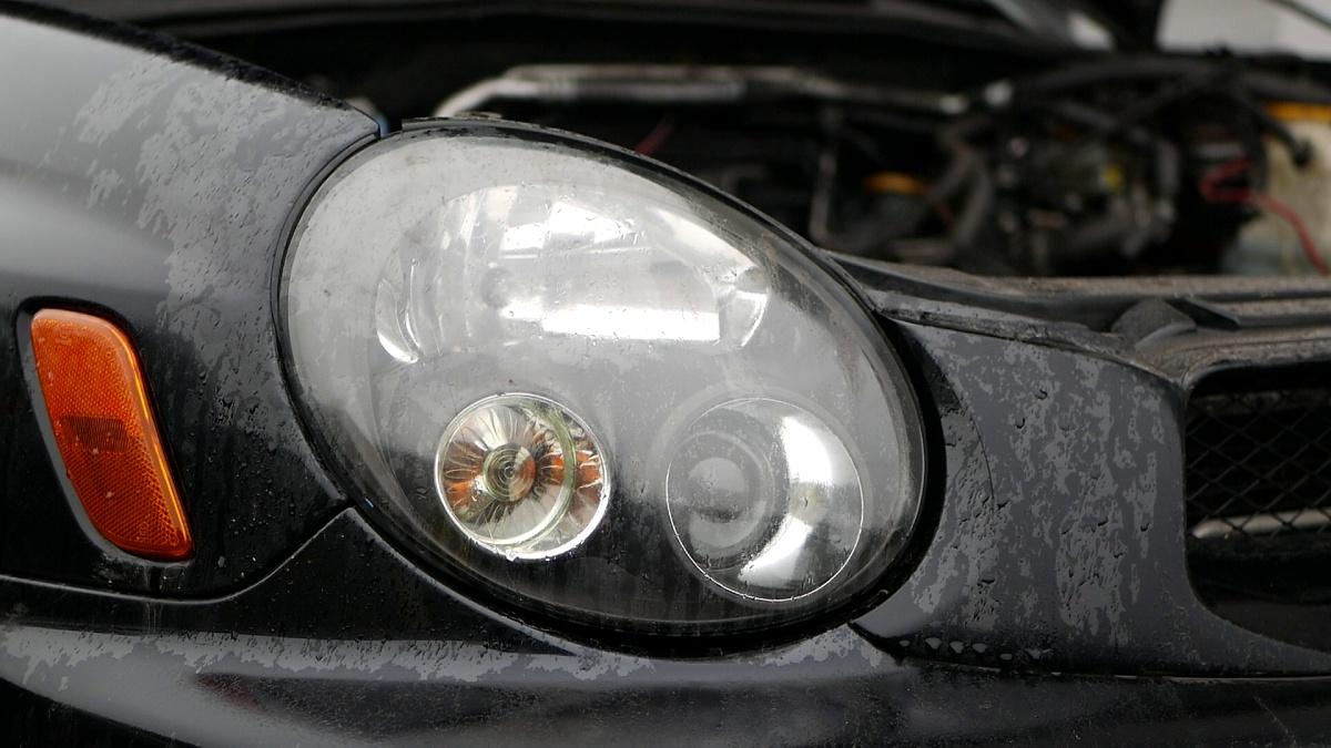 Bug Eye Subaru Impreza