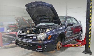 Subaru Impreza WRX STI (GD)