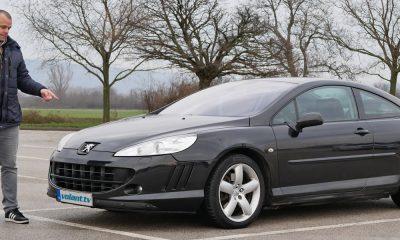 Peugeot 407 Coupe 2.7 V6 HDi