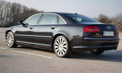 Audi A8 L 4.2 V8 D3