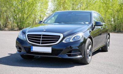 Mercedes-Benz triedy E w212
