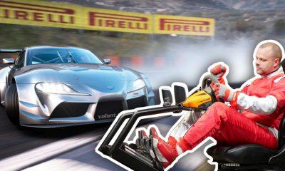 Virtuálny motoršport a digitálne pretekanie