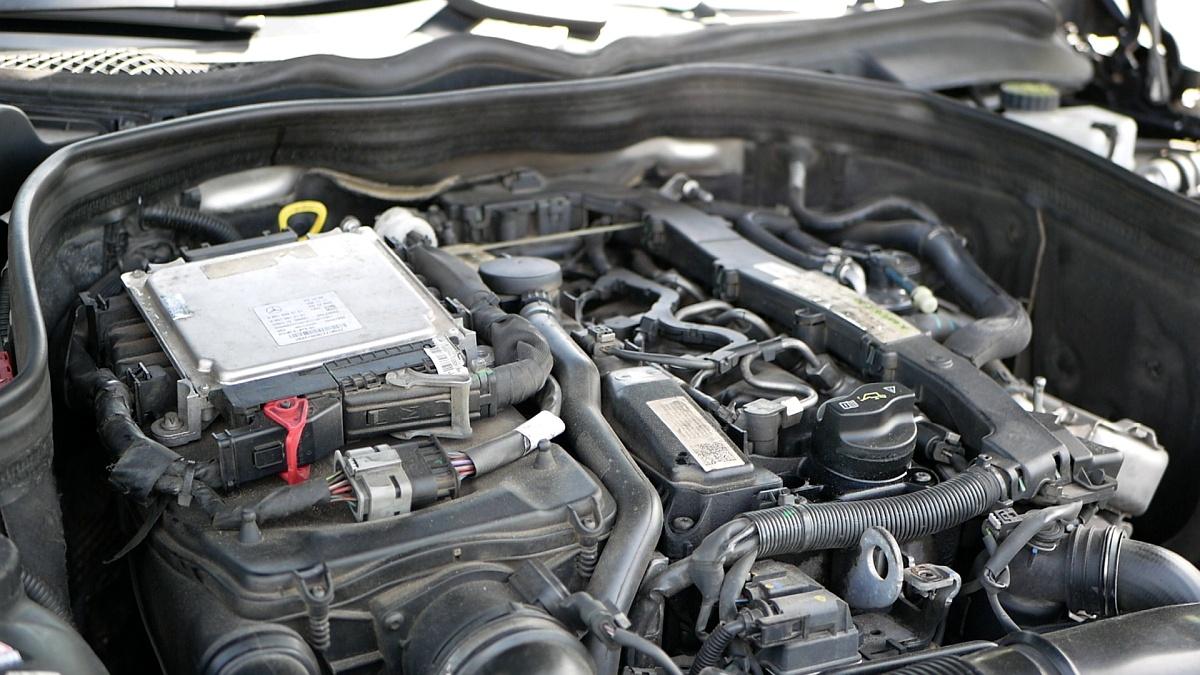 Motor OM651 200 cdi