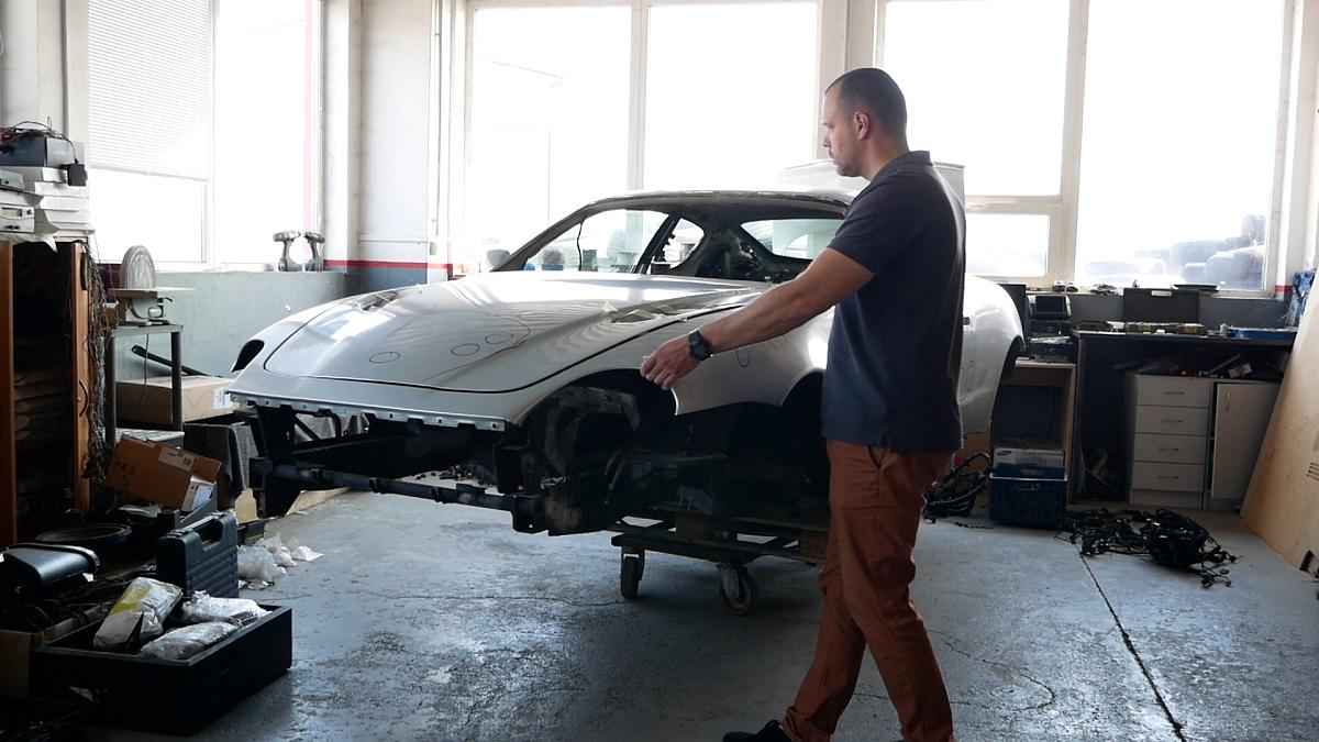 projekt Maserati 3200 GT