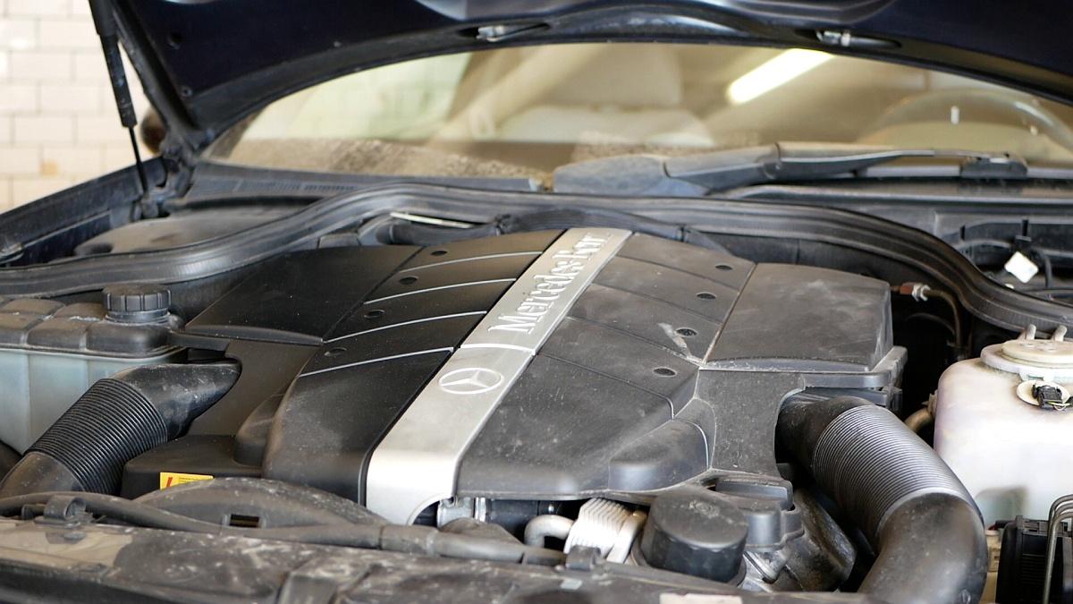 Motor V8 Mercedes-Benz CLK 430