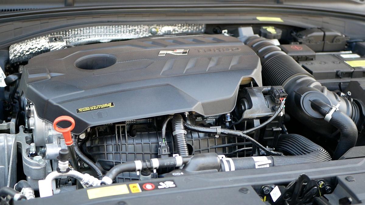 Motor Hyundai i30 N Project C