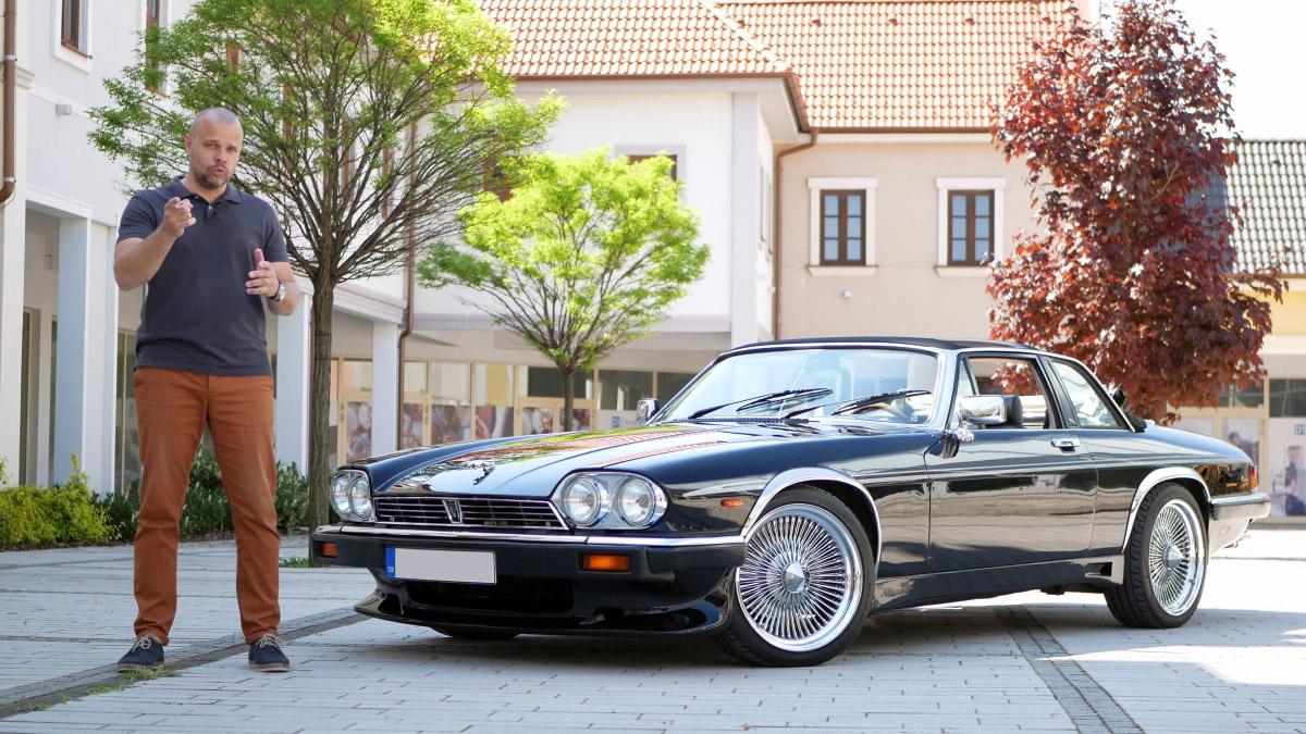 Jaguar XJ-SC V12