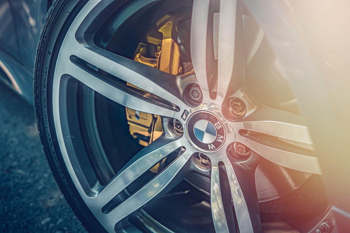Brzdy BMW 550i E60