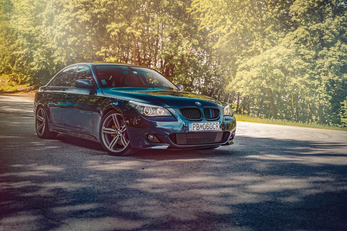 BMW 550i E60