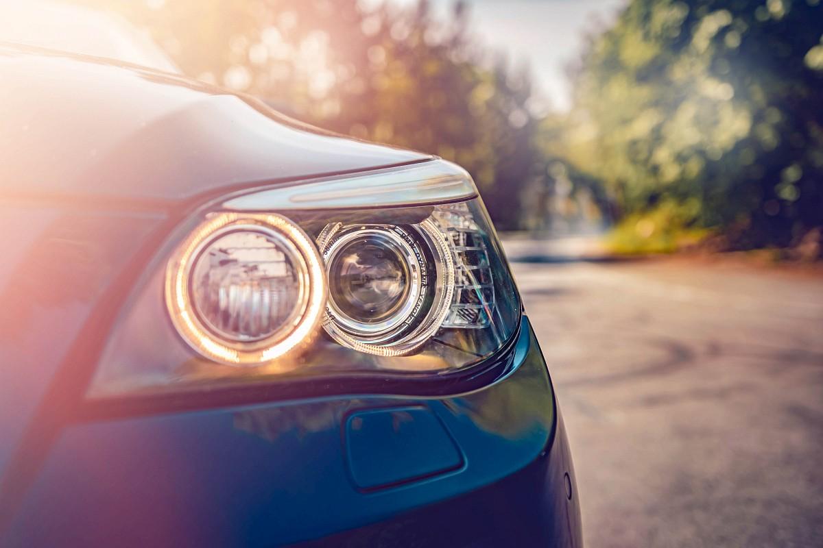Angel eyes BMW 550i E60