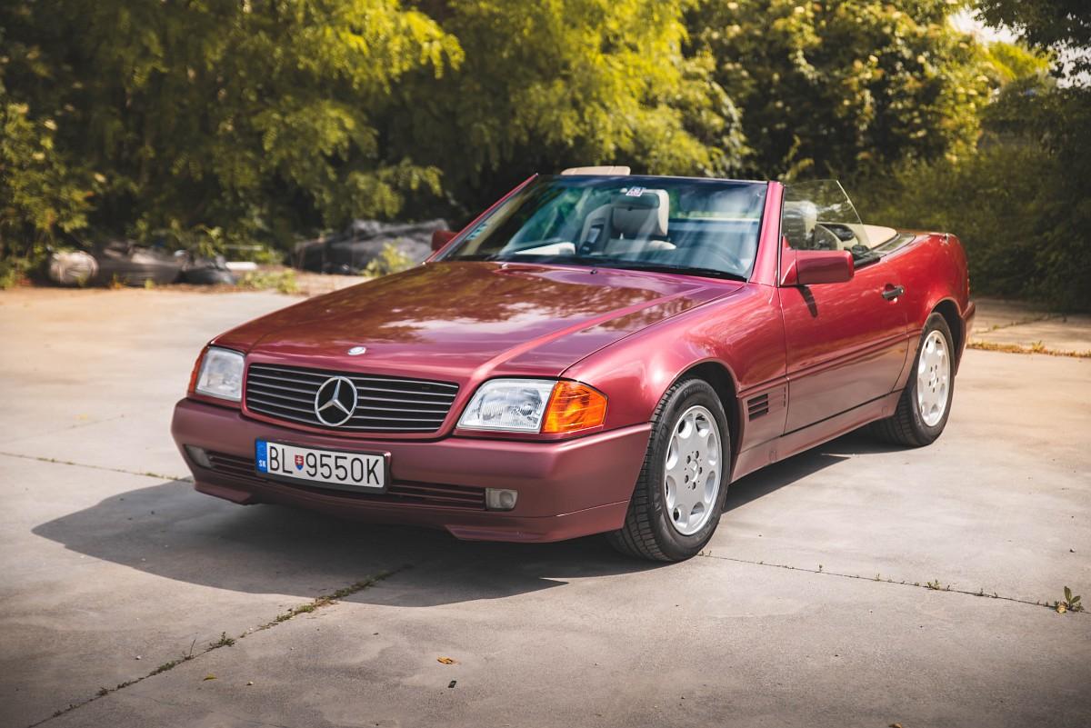 Mercedes-Benz 300 SL-24 R129
