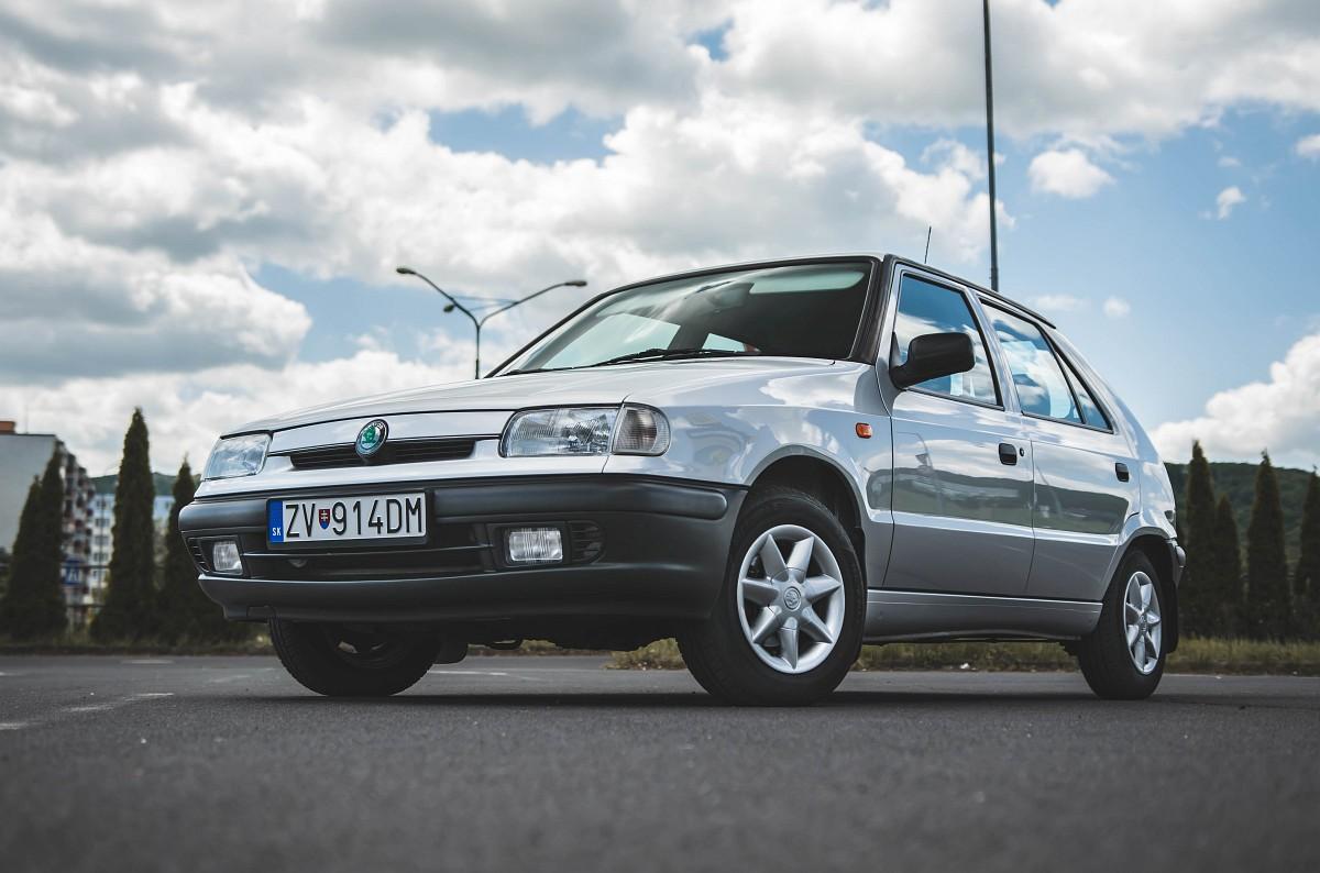 Škoda Felícia 1,3 rok výroby 1996
