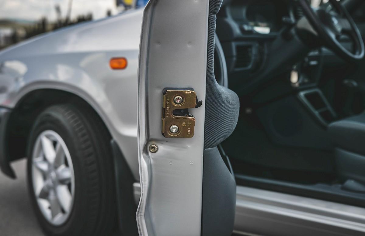 Každý detail auta je krásne zachovalý