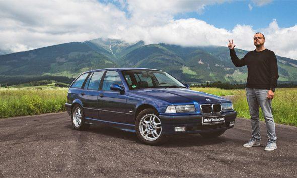 BMW 323i Touring E36