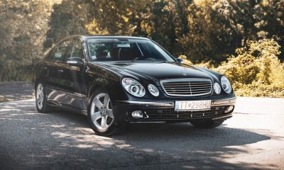 Mercedes-Benz triedy E W211