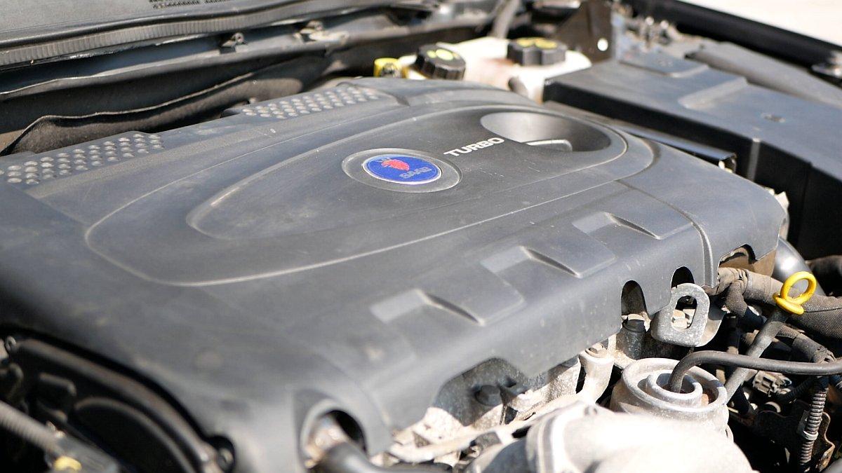 Motor 2.0 TTiD Saab 9-5