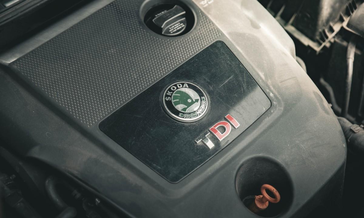 motor Škoda Octavia 1.9 TDI