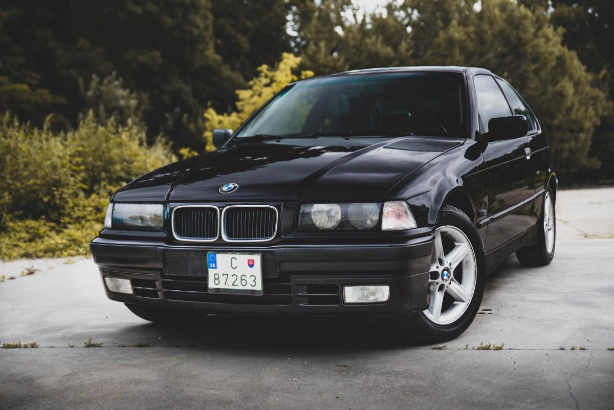 BMW 316i E36 Compact