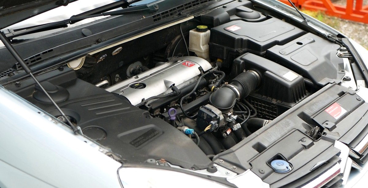 9. Motor 1,8 Citroën C5