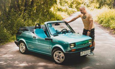 Fiat 126 POP 2000
