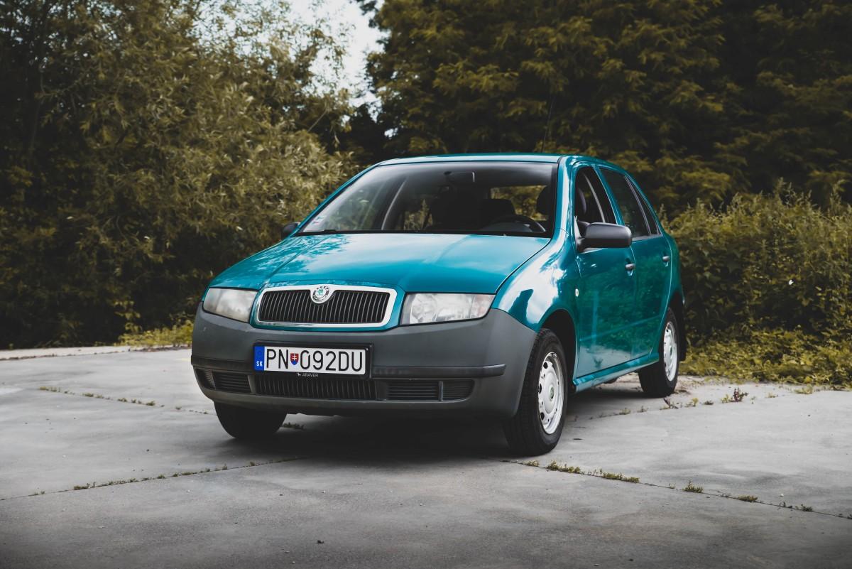 Škoda Fabia Junior 1,0