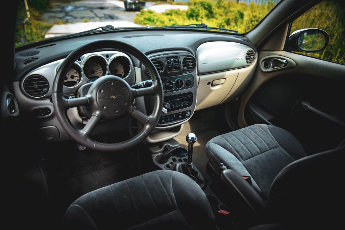 Interiér Chrysler PT Cruiser