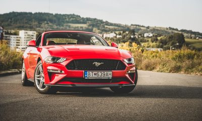 Ford Mustang GT 5,0 V8
