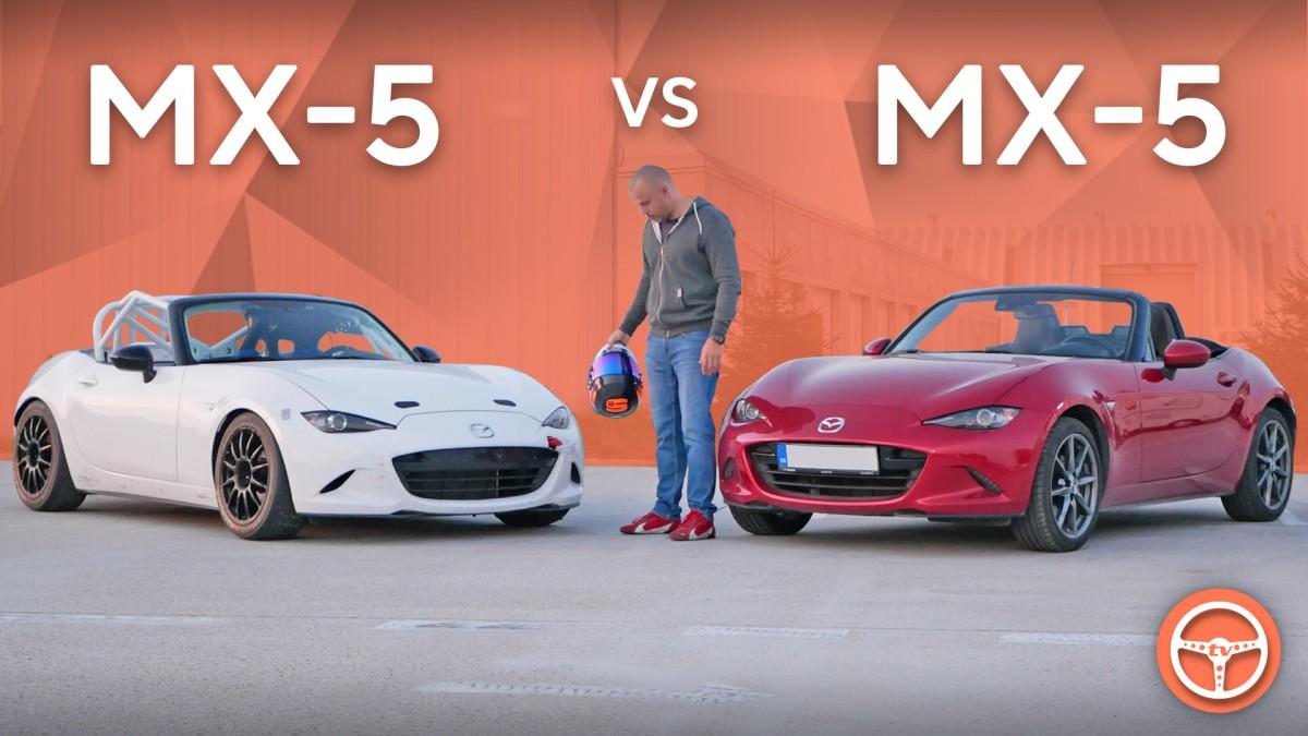 Mazda MX-5 ND