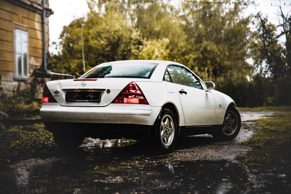 Mercedes-Benz SLK 200 R170