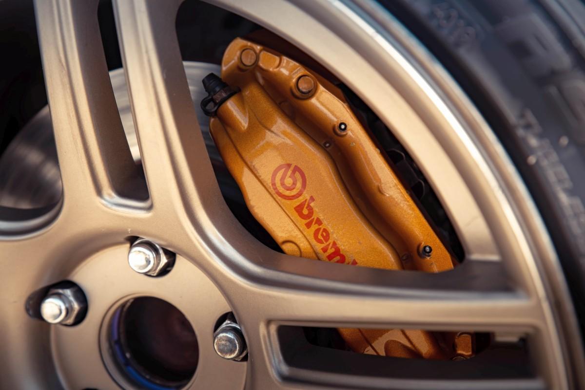 Brembo Nissan 350Z Z33