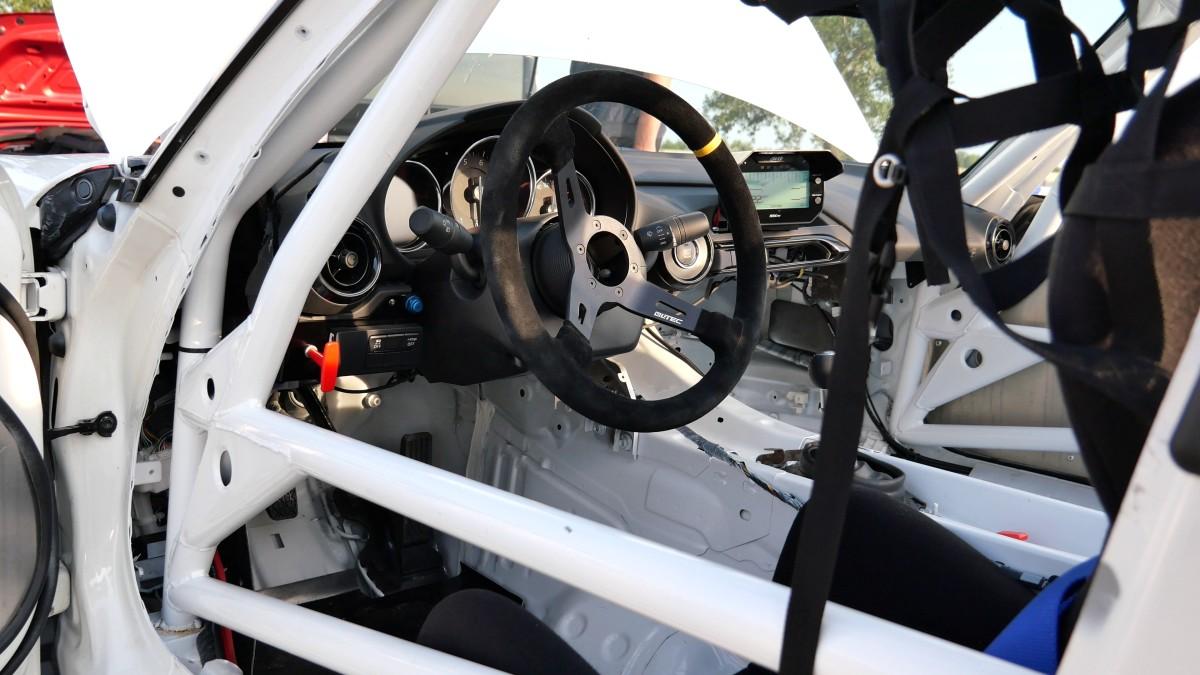 Mazda MX-5 ND Cup Racing