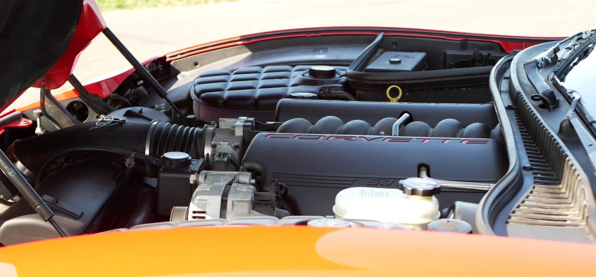 Chevrolet Corvette C5 LS1