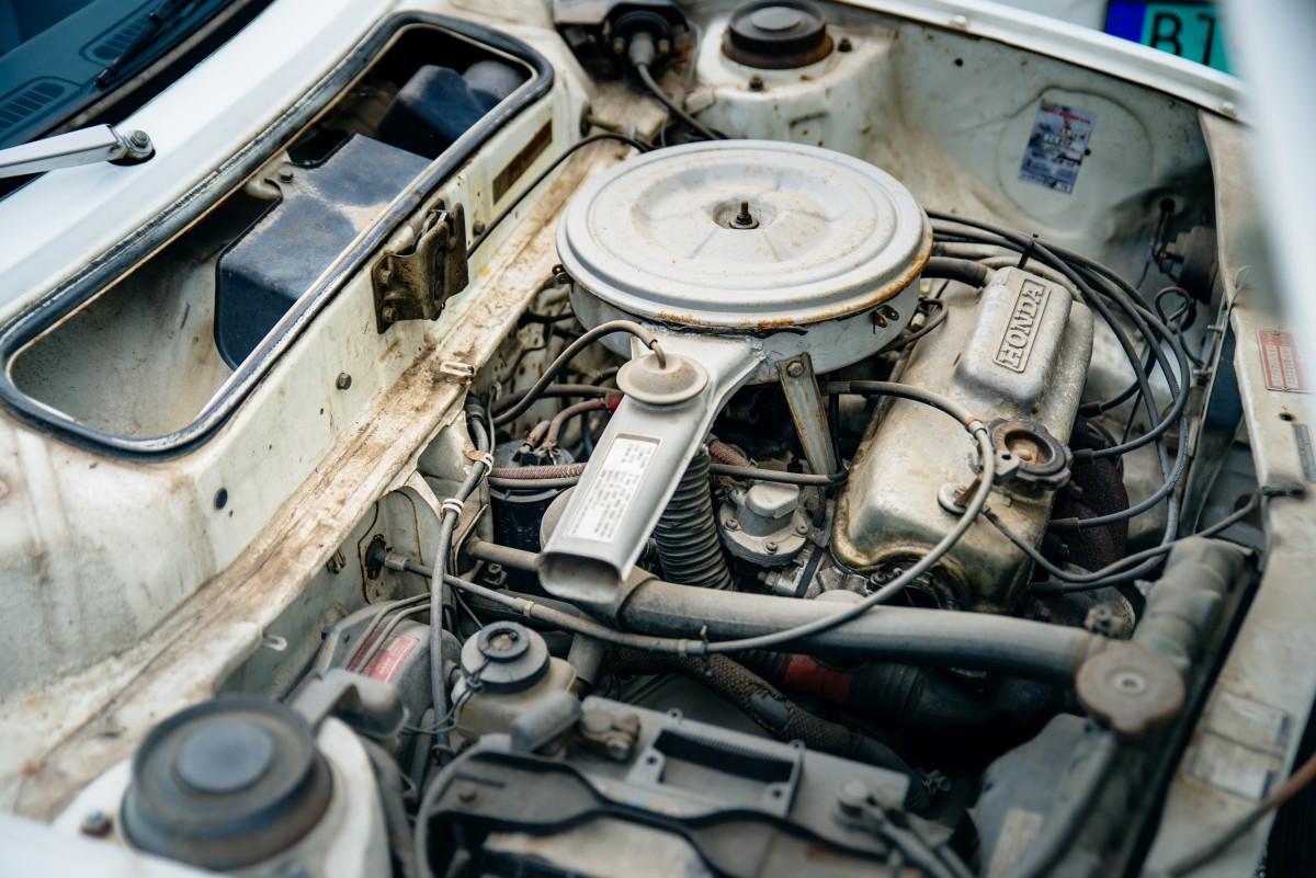Honda e vs Honda Civic 1. generácie